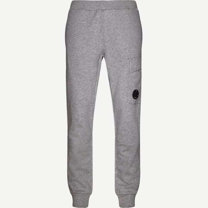 Goggle Jersey Pants - Bukser - Regular fit - Grå